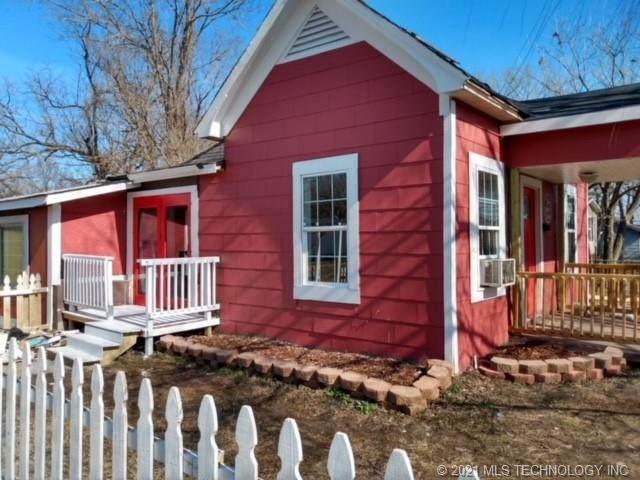 1200 Wood, Muskogee, OK 74403 (MLS #2101542) :: RE/MAX T-town
