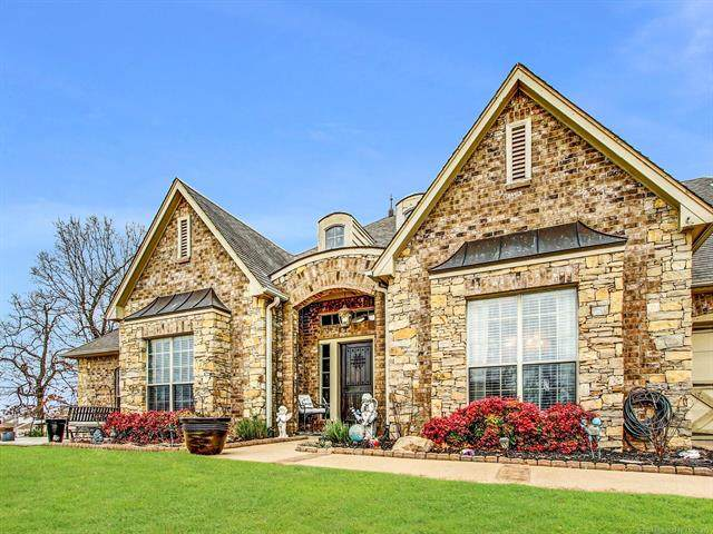 1306 N Old North Place, Sand Springs, OK 74063 (MLS #2101596) :: RE/MAX T-town