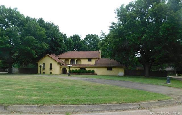 2420 E Coburn Circle, Muskogee, OK 74401 (MLS #2101707) :: Active Real Estate