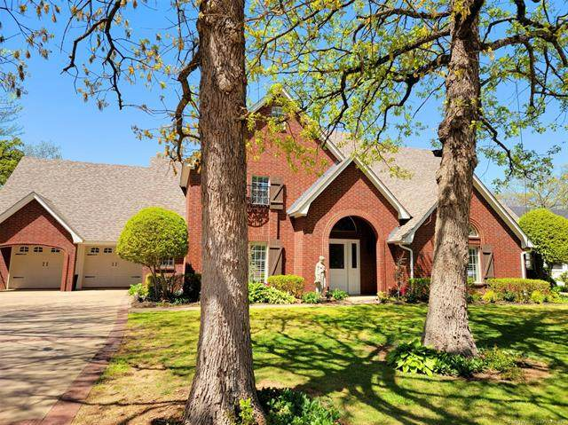 3039 Quail Ridge Circle, Durant, OK 74701 (MLS #2103013) :: Active Real Estate