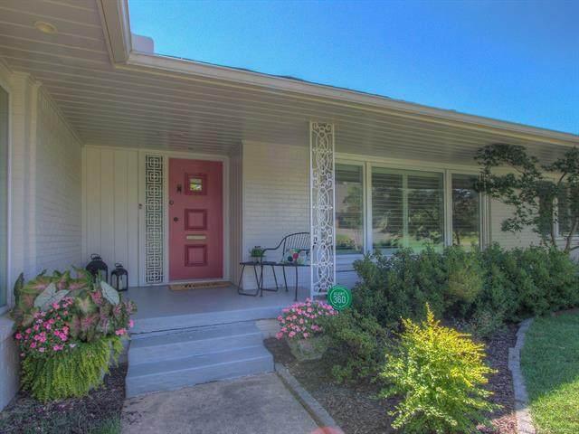 2810 E 36th Place, Tulsa, OK 74105 (MLS #2104273) :: Active Real Estate
