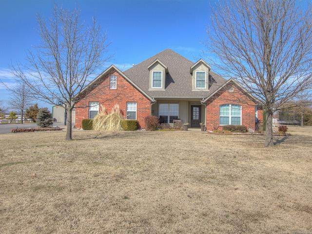 4850 E 181st Street S, Bixby, OK 74008 (MLS #2104274) :: Hopper Group at RE/MAX Results