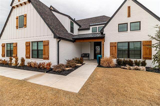 12787 S 66th Avenue, Bixby, OK 74008 (#2104881) :: Homes By Lainie Real Estate Group
