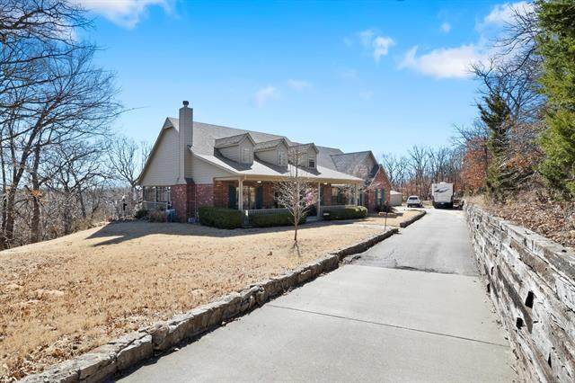 1612 E Old North Road, Sand Springs, OK 74063 (MLS #2104977) :: Hopper Group at RE/MAX Results