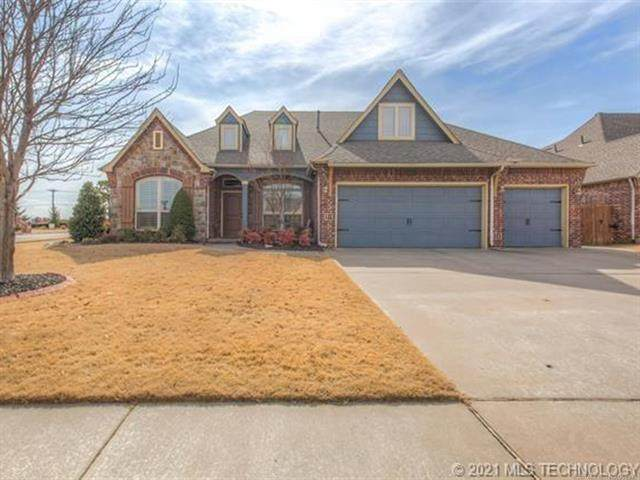 3706 W 110th Place, Jenks, OK 74037 (#2105025) :: Homes By Lainie Real Estate Group