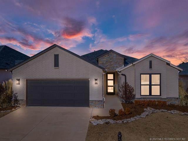 911 W 85th Street S, Tulsa, OK 74132 (MLS #2105179) :: Active Real Estate