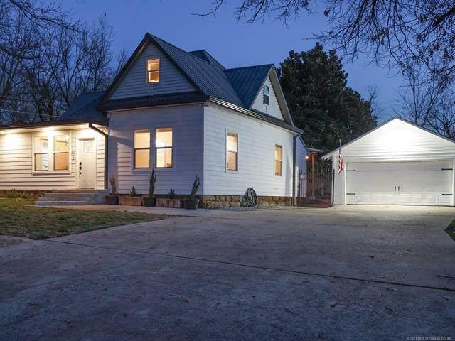222 E Pecan Street, Coweta, OK 74429 (MLS #2105363) :: Active Real Estate