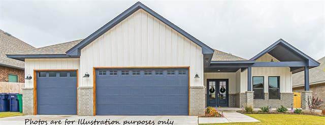 714 Prairie View Street, Ardmore, OK 73401 (MLS #2107124) :: 580 Realty