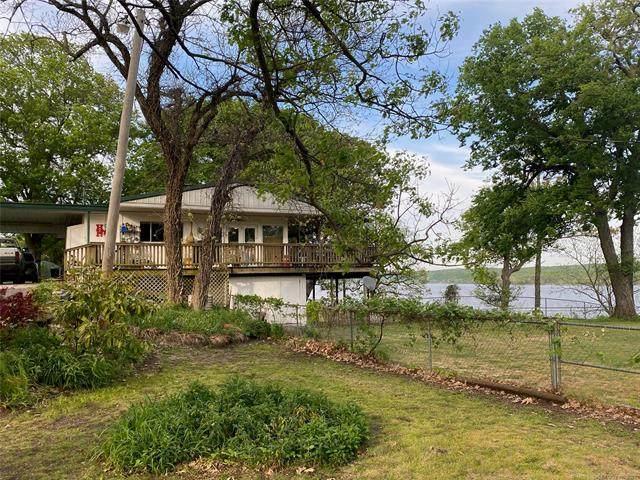 1360 N 4395, Pryor, OK 74361 (MLS #2107403) :: Owasso Homes and Lifestyle