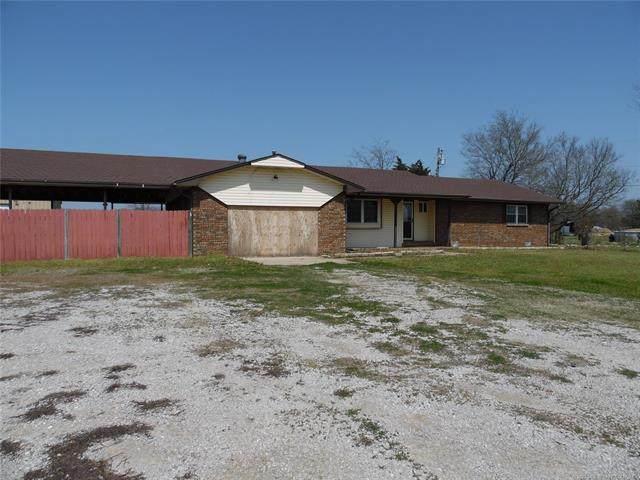 1715 Springdale Road, Ardmore, OK 73401 (MLS #2107970) :: Owasso Homes and Lifestyle
