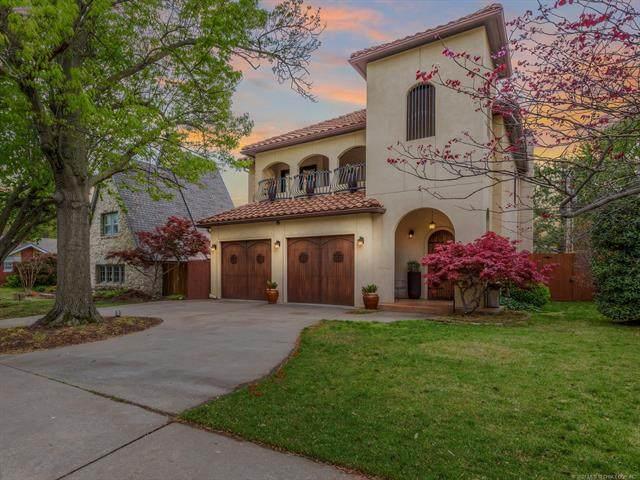 2446 S Cincinnati Avenue, Tulsa, OK 74114 (MLS #2108085) :: Owasso Homes and Lifestyle