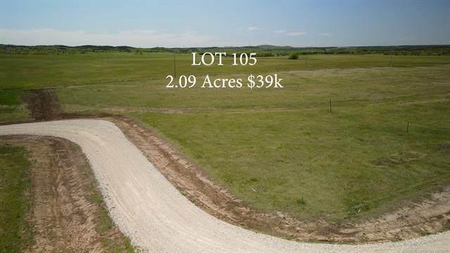 105 Lost Creek Lane, Davis, OK 73030 (MLS #2108553) :: 580 Realty