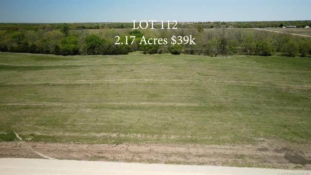112 Lost Creek Lane, Davis, OK 73030 (MLS #2108567) :: 580 Realty