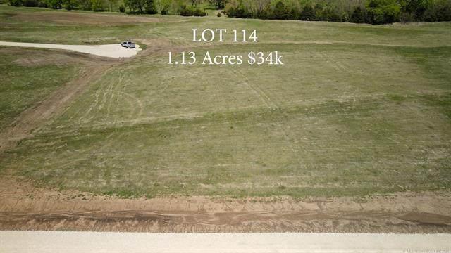 114 Lost Creek Lane, Davis, OK 73030 (MLS #2108572) :: 580 Realty
