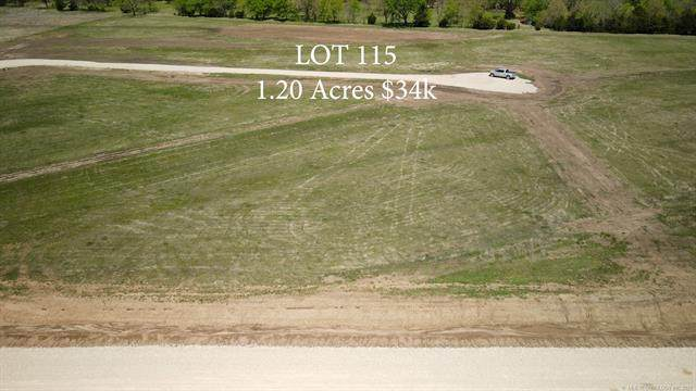 115 Lost Creek Lane, Davis, OK 73030 (MLS #2108574) :: 580 Realty