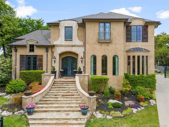 6201 E 110th Street, Tulsa, OK 74137 (MLS #2108859) :: Active Real Estate