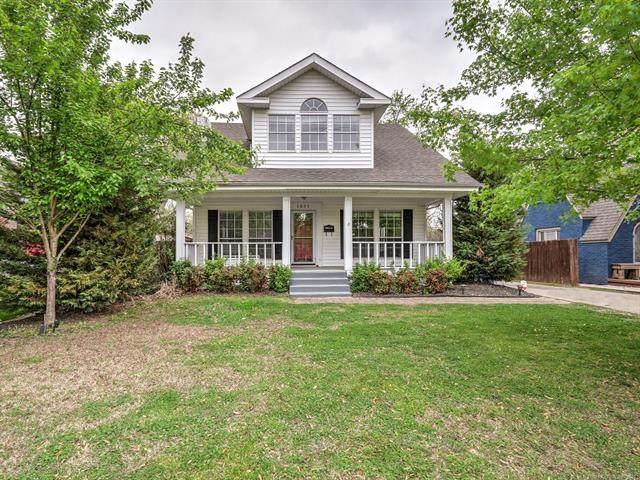 1031 E 36th Street, Tulsa, OK 74105 (MLS #2109631) :: Owasso Homes and Lifestyle