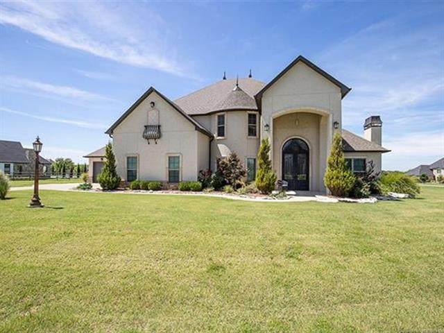 6404 N Wildwood Lane, Owasso, OK 74055 (MLS #2109744) :: Active Real Estate