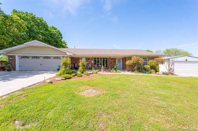 17436 County Road 99, Ada, OK 74820 (MLS #2109898) :: Hopper Group at RE/MAX Results