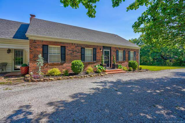 229 Country Club, Ardmore, OK 73401 (MLS #2110295) :: Active Real Estate