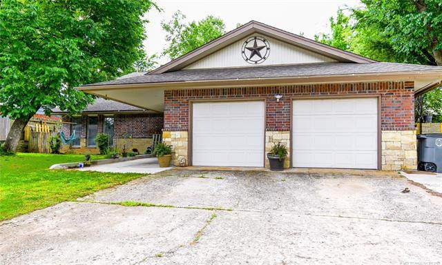 8232 S College Place, Tulsa, OK 74137 (MLS #2111309) :: 580 Realty