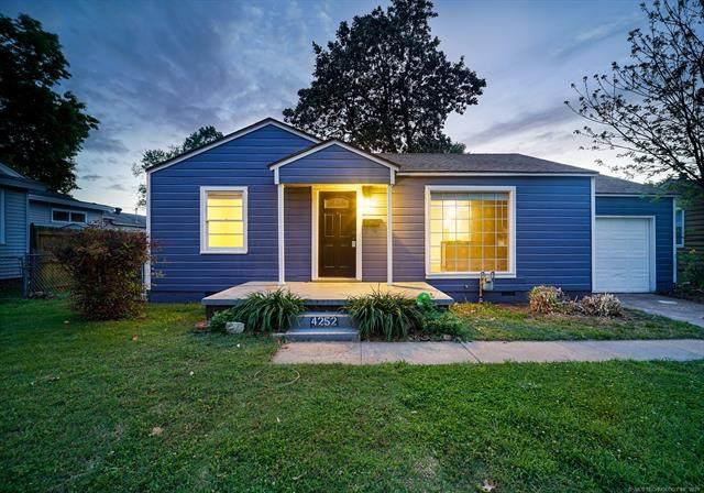 4252 S Cincinnati Avenue, Tulsa, OK 74105 (MLS #2111550) :: Owasso Homes and Lifestyle