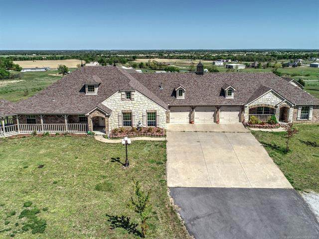 40578 N 3985 Road, Collinsville, OK 74021 (MLS #2111732) :: 580 Realty