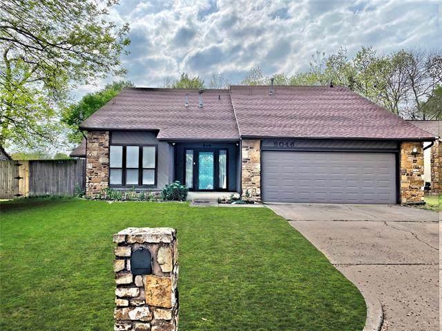 8046 S Irvington Avenue S, Tulsa, OK 74136 (MLS #2112088) :: 918HomeTeam - KW Realty Preferred