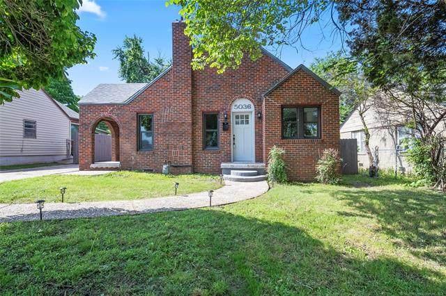 5036 E 2nd Street, Tulsa, OK 74112 (MLS #2113574) :: 580 Realty