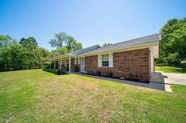 9734 County Road 3605, Ada, OK 74820 (MLS #2113869) :: Owasso Homes and Lifestyle