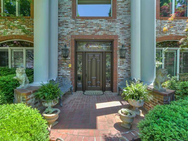 4944 E 92nd Street, Tulsa, OK 74137 (MLS #2114158) :: Owasso Homes and Lifestyle