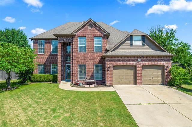 304 N Magnolia Court, Broken Arrow, OK 74012 (MLS #2114725) :: Active Real Estate