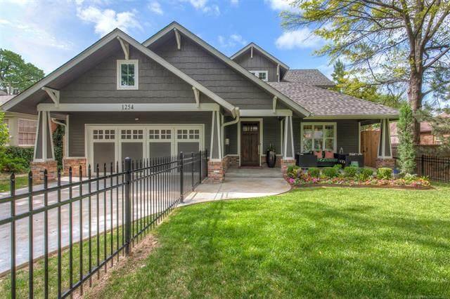 1254 E 31st Place, Tulsa, OK 74105 (MLS #2114753) :: House Properties