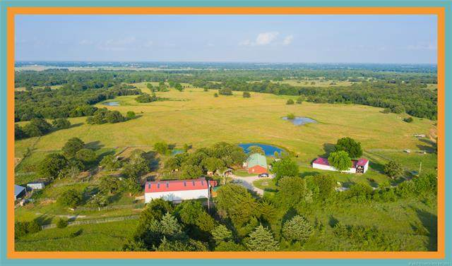 37251 E County Road 1680, Wynnewood, OK 73098 (#2114783) :: Homes By Lainie Real Estate Group
