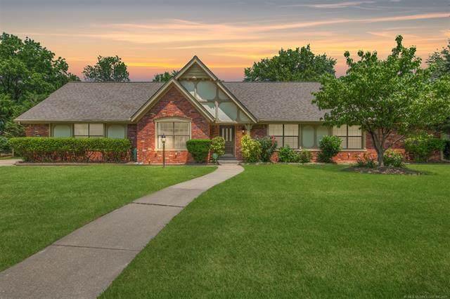 5127 E 97th Court, Tulsa, OK 74137 (MLS #2115183) :: Active Real Estate