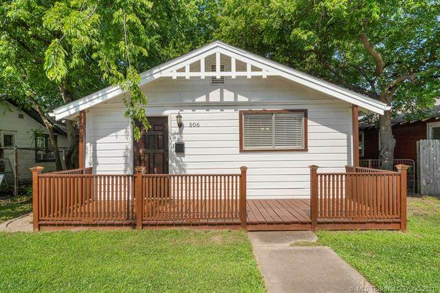 506 N Xenophon Avenue, Tulsa, OK 74127 (MLS #2117387) :: 580 Realty