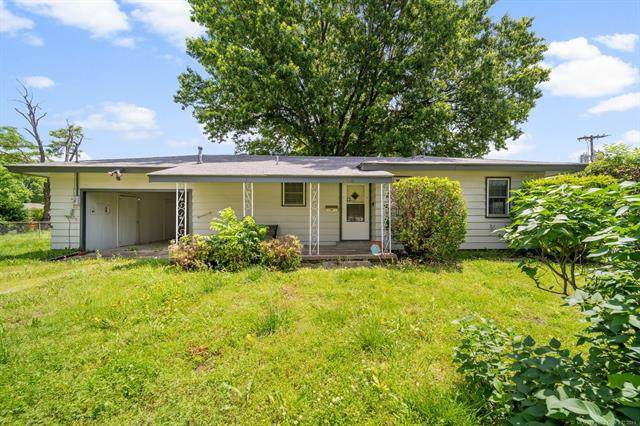 1406 N Florence Avenue, Claremore, OK 74017 (MLS #2117726) :: Active Real Estate