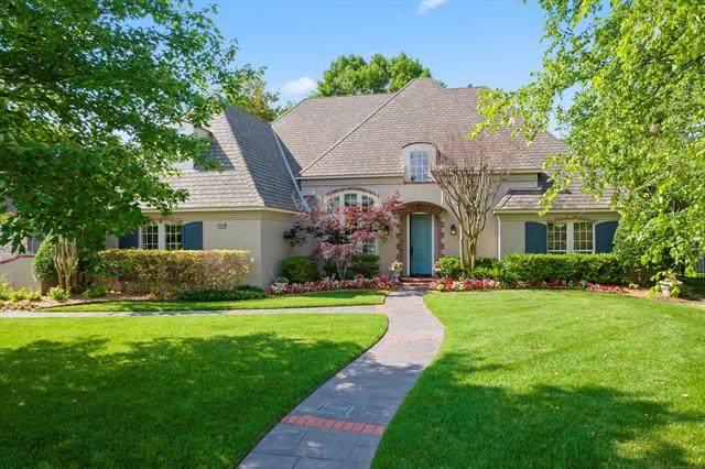 4904 E 103rd Street, Tulsa, OK 74137 (MLS #2118091) :: 918HomeTeam - KW Realty Preferred