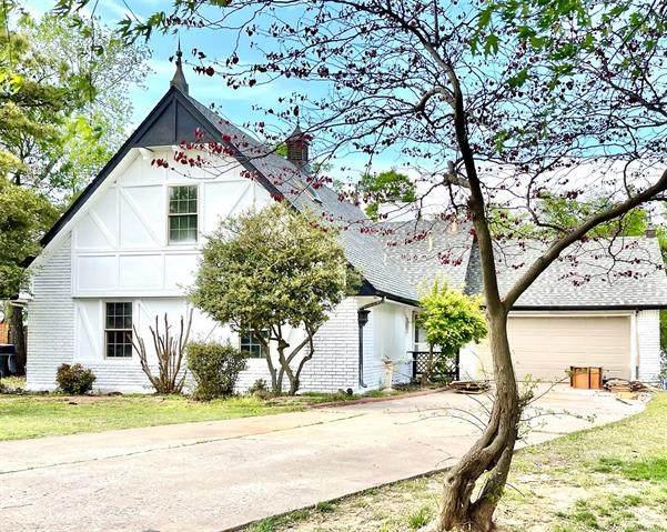 1805 N Hickory Place, Broken Arrow, OK 74012 (MLS #2119455) :: Active Real Estate