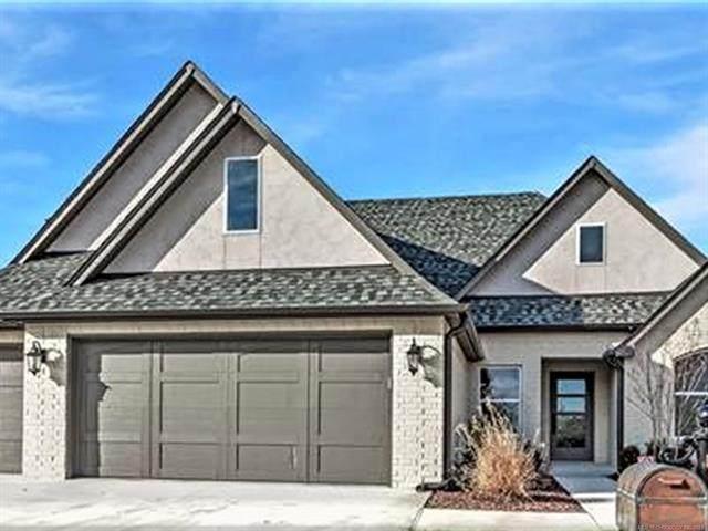 610 W Fairway Drive S, Broken Arrow, OK 74011 (MLS #2121164) :: Active Real Estate