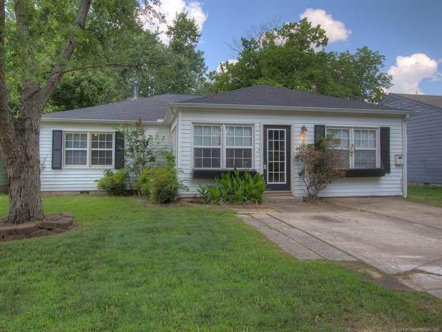 3536 S Marion Avenue, Tulsa, OK 74135 (MLS #2121845) :: Active Real Estate