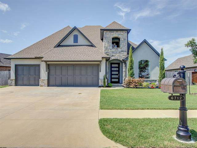 6712 E 133rd Street S, Bixby, OK 74008 (MLS #2122339) :: Hopper Group at RE/MAX Results