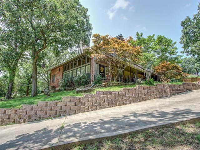1012 N Woodland Drive, Sand Springs, OK 74063 (MLS #2122704) :: Active Real Estate