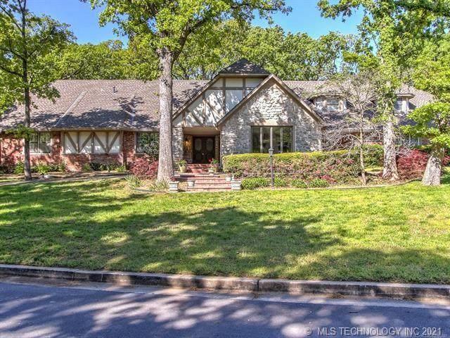 7308 S College Avenue, Tulsa, OK 74136 (MLS #2123034) :: 580 Realty