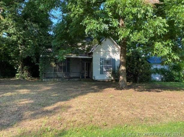 208 N Main Street, Webber Falls, OK 74470 (MLS #2124383) :: Active Real Estate