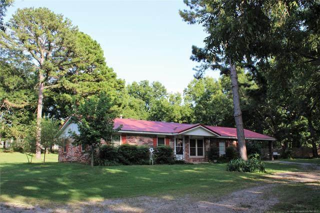 96 Wade Street, Healdton, OK 73438 (MLS #2124645) :: Owasso Homes and Lifestyle