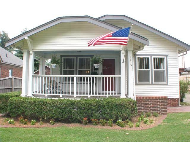 1615 S Gary Place, Tulsa, OK 74104 (MLS #2125308) :: Owasso Homes and Lifestyle