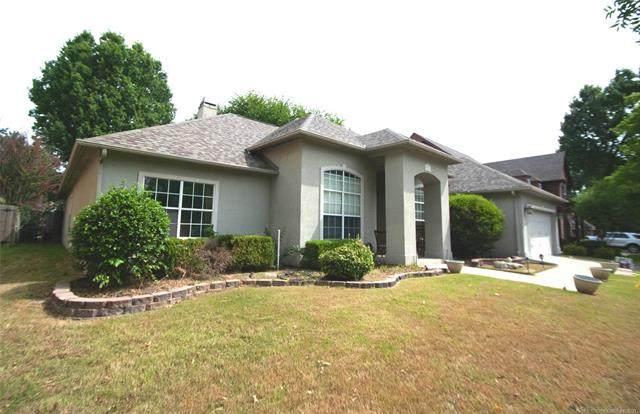 8711 E 99th Street, Tulsa, OK 74133 (MLS #2127309) :: Owasso Homes and Lifestyle