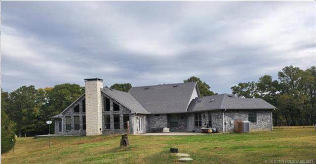 506 Mcintosh, Mead, OK 73449 (MLS #2127379) :: Active Real Estate