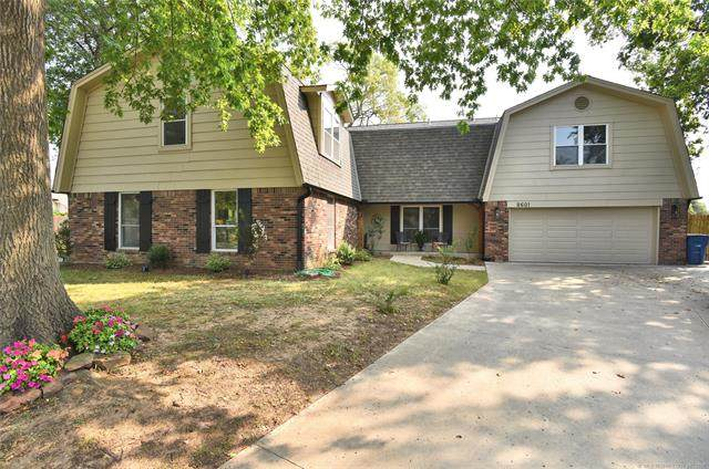 8601 S 68th East Avenue, Tulsa, OK 74133 (MLS #2127551) :: Hopper Group at RE/MAX Results